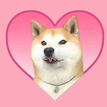 Doggo Stickers: Mlem #3 by Elisecv
