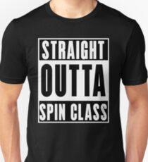 Straight Outta Spin Class T-Shirt