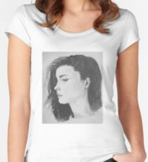 Girl 2 Women's Fitted Scoop T-Shirt