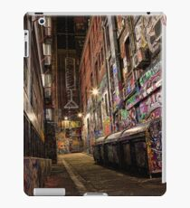 Graffiti Lane iPad Case/Skin