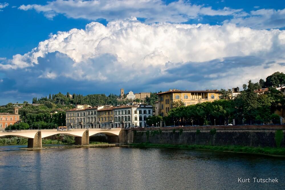Florence / Tuscany / Italy by Kurt  Tutschek