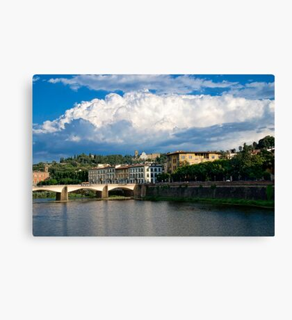 Florence / Tuscany / Italy Canvas Print