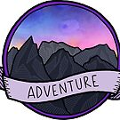 Mountain adventure by quotify