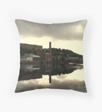 RELEFECTIONS   PART  2 Throw Pillow