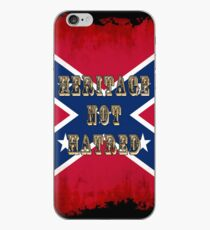 Heritage, Not Hatred - Confederate Flag iPhone Case