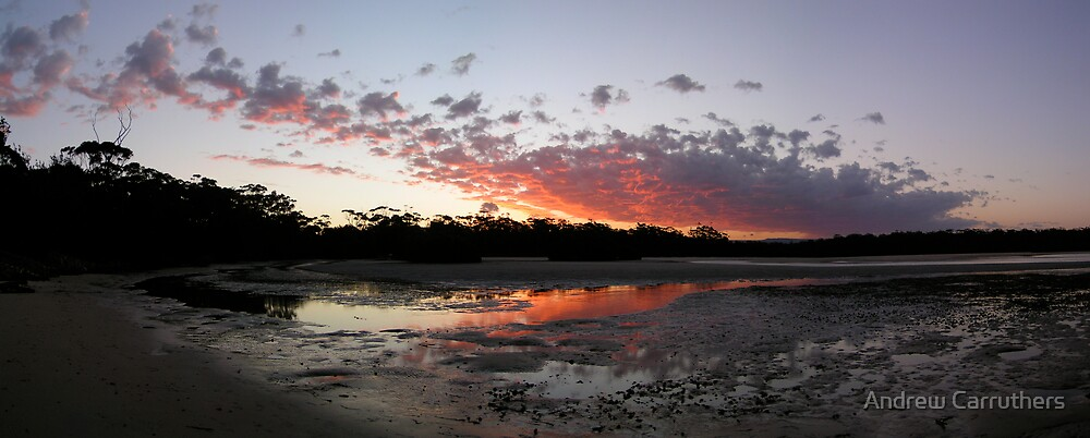 Low Tide by Andrew Carruthers