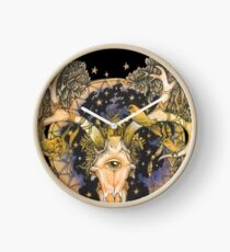 Parallel Universe Clock