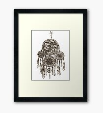Dreamcatcher Framed Print