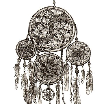 Dreamcatcher by Oparina