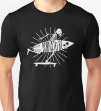 Skeleton Surfer T-Shirt