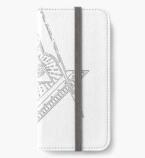 Freemason Illuminati Masonic T-Shirt iPhone Wallet/Case/Skin