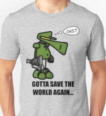 Gotta Save the World Again... T-Shirt