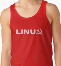 Communist Linux Tee Tank Top
