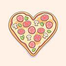 Pizza Love by zoljo