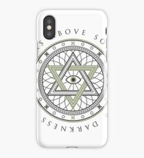 Freemason Masonic Eye Symbol T-Shirt  iPhone Case/Skin