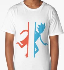Rick Portal Long T-Shirt