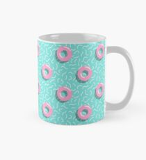 Memphis Polka Hoops Mug
