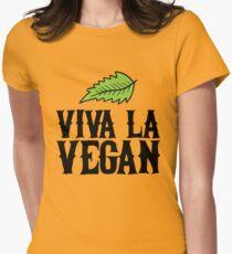 Viva La Vegan - Long Live Vegan T-Shirt