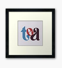 Tea Framed Print