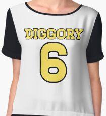 DIGGORY 6 Women's Chiffon Top