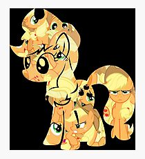 Applejack Roundup Photographic Print