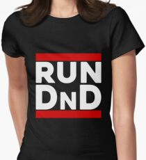 Run D & D Women's Fitted T-Shirt