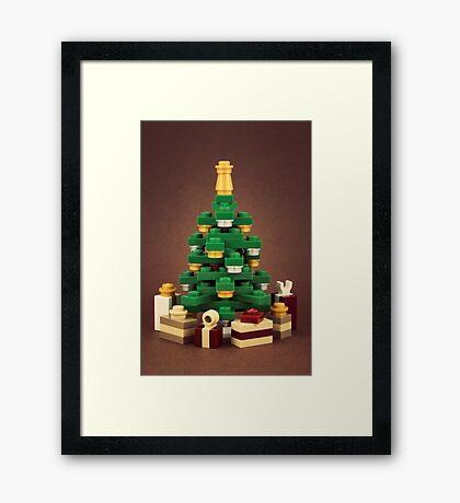 O Christmas Tree Framed Print