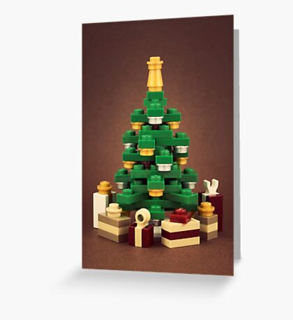 O Christmas Tree Greeting Card