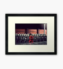 This is Thriller Framed Print