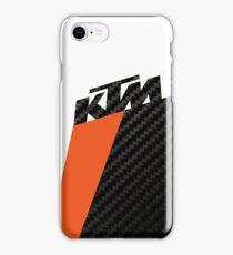 KTM carbon iPhone Case/Skin
