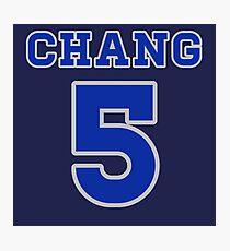 CHANG 5 Photographic Print