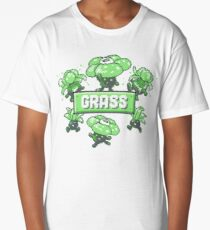 GRASS Long T-Shirt