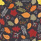 Autumn Pattern by zoljo