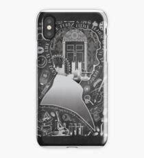 What is it Like in Your Funny Little Brains? iPhone Case