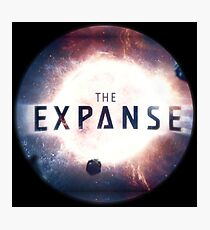 the expanse Photographic Print