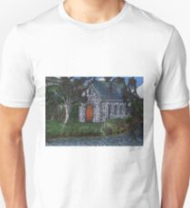 St Finbarr's oratory Gougane Barra, Ireland T-Shirt