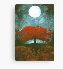 For Ever Canvas Print