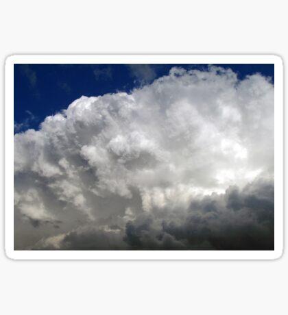 Clouds 1 Sticker