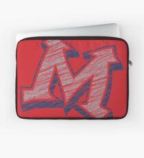 Miller M (Grey & Navy) Laptop Sleeve