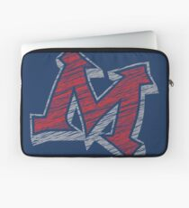 Miller M (Red & Grey) Laptop Sleeve