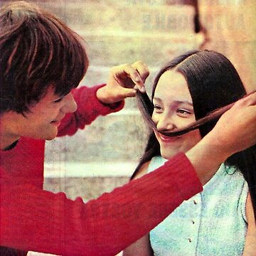 Leonard Whiting and Olivia Hussey by olivehigham