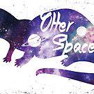 Otter Space by KatySouders