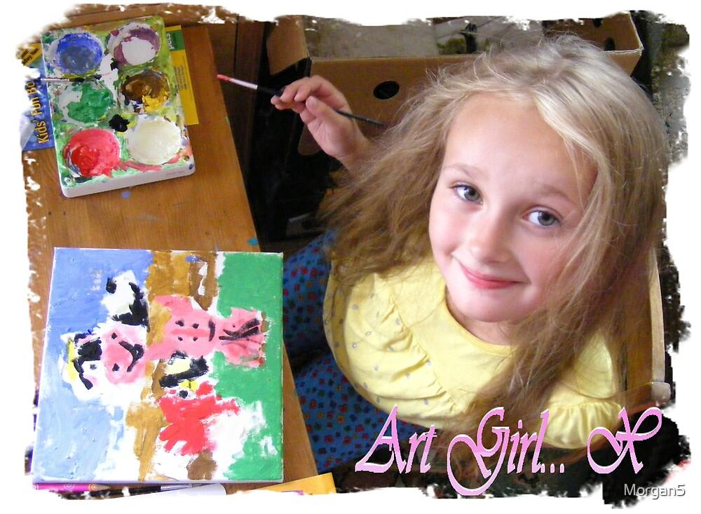 Art Girl by Morgan5