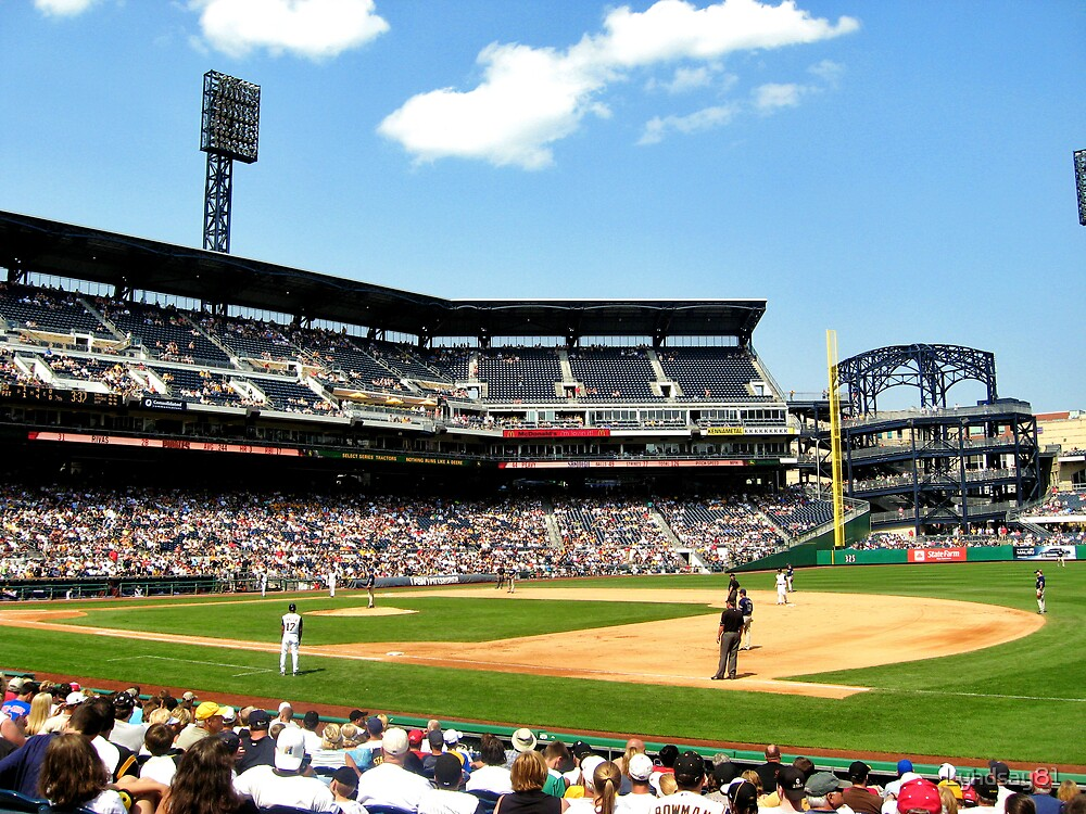Beautiful Day For a Ballgame by Lyndsay81