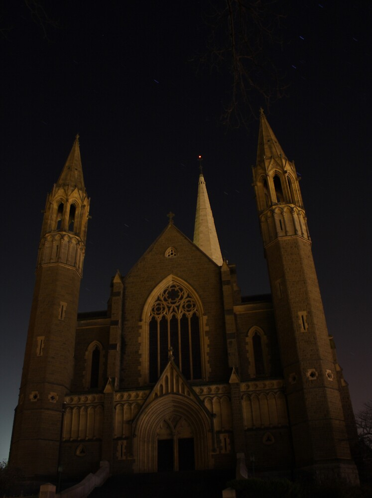 Sacred Heart Cathedral by Matt Gee