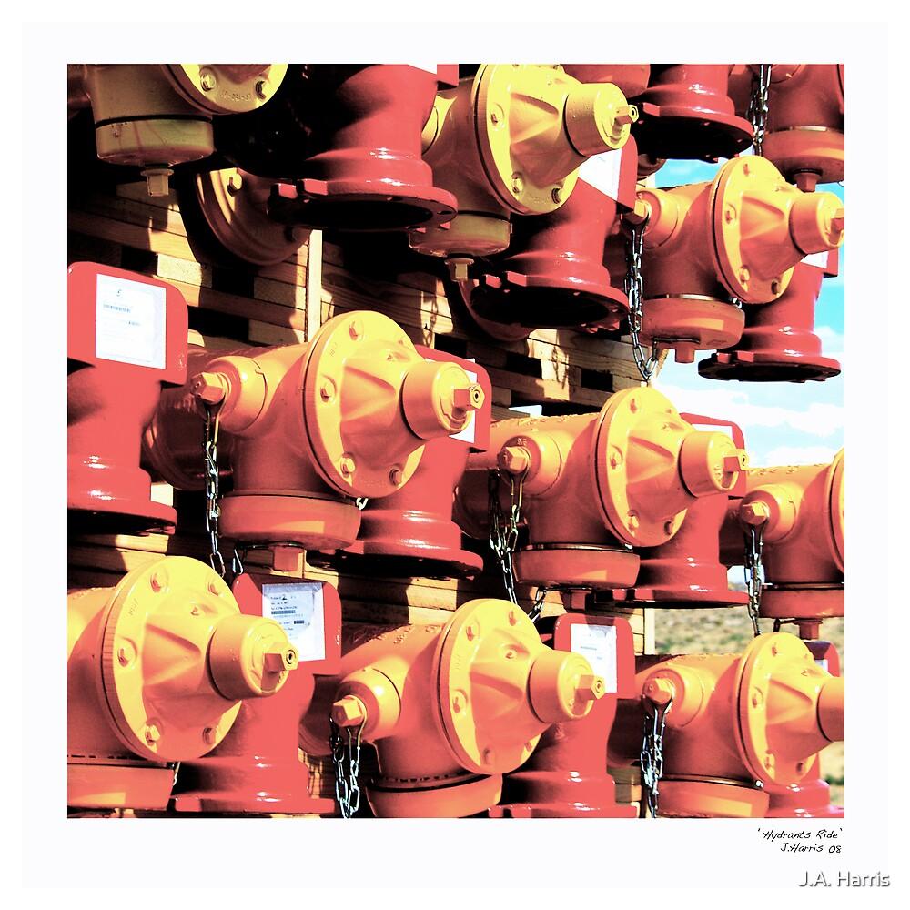'Hydrants Ride' by J.A. Harris