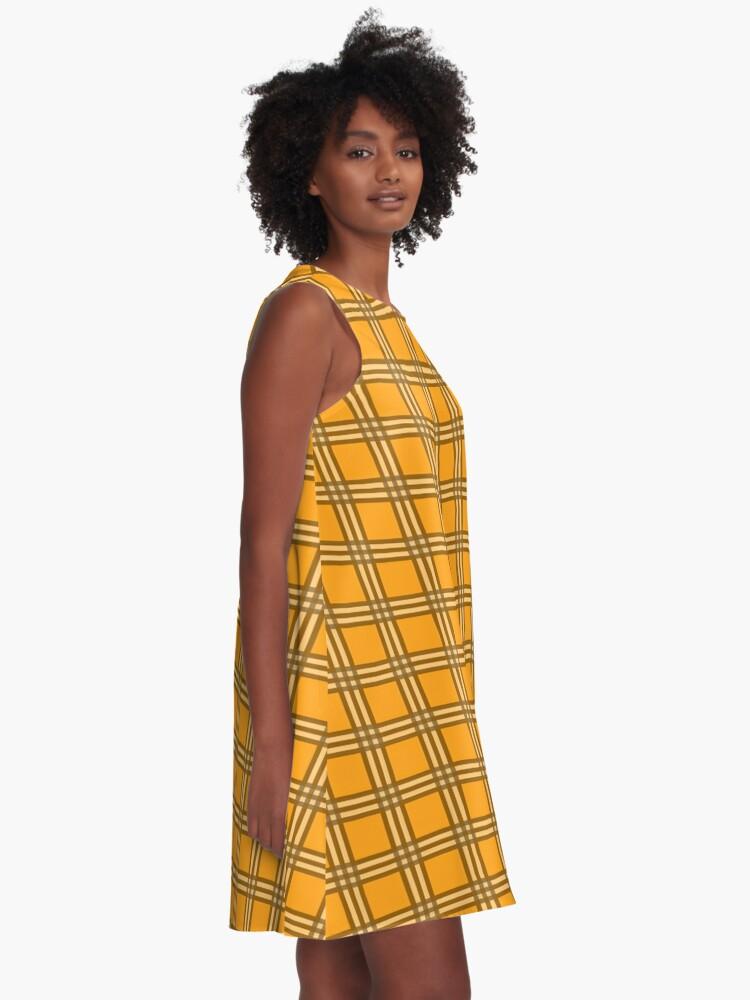 4a307bd63eb Cher Clueless Yellow Plaid Pattern