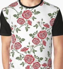 Red roses Graphic T-Shirt