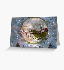 Merry ChrisTTmas Greeting Card