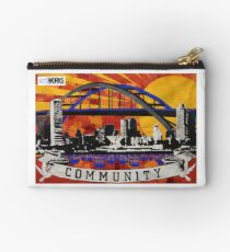 Communities That Care Mural Studio Pouch